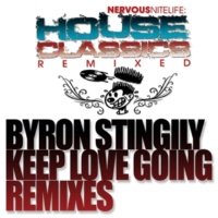 Byron Stingily Keep Love Going (Fanatix Beats)