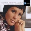 Brigitte Fassbaender/Karl Engel Lieder Vol.1 [Brahms/Dvorak/Schumann/Liszt/Tschaikowsky]