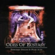 Odes of Ecstasy Embossed Dream In Four Acts