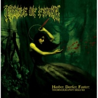 Cradle Of Filth Devil to the Metal