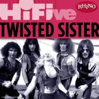 Twisted Sister I Wanna Rock