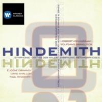 Herbert von Karajan Symphonie 'Mathis der Maler' (1996 Remastered Version): I. Engelskonzert (Ruhig bewegt/Ziemlich lebhafte Halbe)