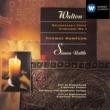 Simon Rattle Walton: Belshazzar's Feast & Symphony No. 1