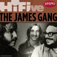 The James Gang Standing in the Rain