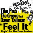 Tiko Presents The Groove Feat Dawn Tallman Feel It (Playin 4 The Deep Bonus Groove)