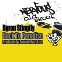 Byron Stingily Back to Paradise