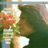 Elisabeth Leonskaja Brahms : Piano Concerto No.1 in D minor Op.15 : III Rondo - Allegro non troppo