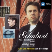 Leif Ove Andsnes Piano Sonata No. 19 in C Minor, D. 958: III. Menuetto - Trio