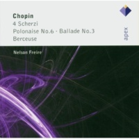 Nelson Freire Scherzo No.3 in C sharp minor Op.39