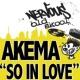 Akema So In Love (Club Mix)