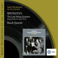 Busch Quartet String Quartet No. 14 in C sharp minor Op. 131 (2008 Remastered Version): I. Adagio ma non troppo e molto espressivo
