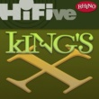 King's X Rhino Hi-Five: King's X