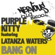 Purple Kitty Bang On