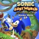 SEGA / Tomoya Ohtani SONIC LOST WORLD - Wonder World EP