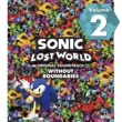 V.A. SONIC LOST WORLD ORIGINAL SOUNDTRACK WITHOUT BOUNDARIES Vol. 2