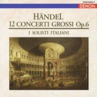 イタリア合奏団 合奏協奏曲 第10番 ニ短調 HWV.328 VI- Allegro moderato