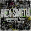 HEY-SMITH Download Me If You Can/Goodbye To Say Hello