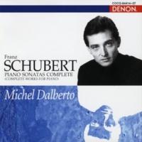 ミシェル・ダルベルト ピアノ・ソナタ ハ長調 《レリーク》 D840 III- Menuetto : Allegretto