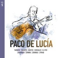 リカルド・モドレーゴ/パコ・デ・ルシア La Caleta [Instrumental]