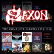 Saxon The Complete Albums 1979-1988
