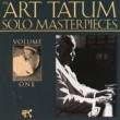 アート・テイタム ART TATUM/SOLO MASTE