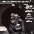Sarah Vaughan How Long Has This Been Going On?