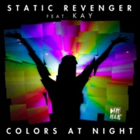 Static Revenger Colors At Night (feat. Kay) [Roniks Instrumental]