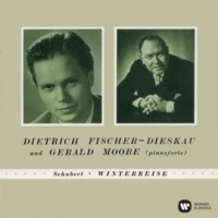 """Dietrich Fischer-Dieskau Winterreise, D. 911: No. 22, Mut!, """"Fliegt der Schnee mir ins Gesicht"""" (Ziemlich geschwind, kräftig)"""
