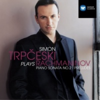 "Simon Trpceski ""Siren"" Op 21 No 5 Transcribed from Romances for voice & piano"