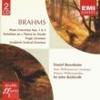 Daniel Barenboim/New Philharmonia Orchestra/Wiener Philharmoniker/Sir John Barbirolli Brahms: Piano Concertos/Overtures