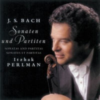 Itzhak Perlman Violin Partita No. 1 in B Minor, BWV 1002: IV. Double (Presto)