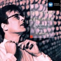 Christian Zacharias Sonate für Klavier K 427 (L 286) G-Dur: Presto, quanto sia possibile (Bezeichnung zweifelhaft)