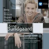 Sine Bundgaard/Danish Radio Sinfonietta/Matthias Pintscher Sieben Frühe Lieder: 2. Schilflied