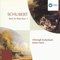 Christoph Eschenbach/Justus Frantz 6 Grandes Marches Et Trios, D.819 (1997 Remastered Version): No. 2 in G Minor (Allegro ma non troppo)