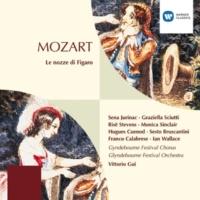 Graziella Sciutti/Sena Jurinac/Glyndebourne Festival Orchestra/Vittorio Gui Le nozze di Figaro - Comic opera in four acts K492 (2000 Remastered Version): Recit: Cosi mi narri? (Countess/Susanna)