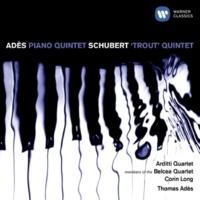 Thomas Adès/Corina Belcea/Krzysztof Chorzelski/Alasdair Tait/Corin Long Piano Quintet in A major D667 (Trout): II Andante