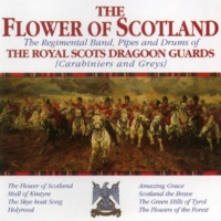 Pipes and Drums of the Royal Scots Dragoon Guards Amazing Grace