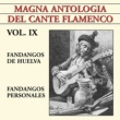 Various Artists Magna Antología Del Cante Flamenco vol. IX