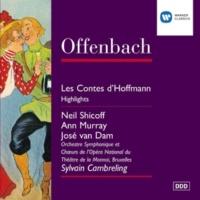 Rosalind Plowright/Orchestre Symphonique de l'Opéra National, Bruxelles/Sylvain Cambreling Les Contes d'Hoffmann, Act III: Elle a fui, la tourterelle (Antonia)