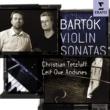 Christian Tetzlaff Bartók: Violin Sonatas Nos 1, 2 & Sonata for Solo Violin