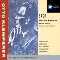BBC Chorus/New Philharmonia Orchestra/Otto Klemperer Mass in B minor BWV 232 (1990 Remastered Version), Gloria: Qui tollis peccata mundi