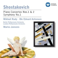 Mariss Jansons/Mikhail Rudy/Ole Edvard Antonsen/Berliner Philharmoniker Concerto for Piano, Trumpet and Strings in C minor Op.35: I. Allegro moderato -