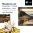 Franz Welser-Möst/London Philharmonic Orchestra Symphony No. 3 in A Minor, Op. 56, MWV, Scottish, I. Andante con moto