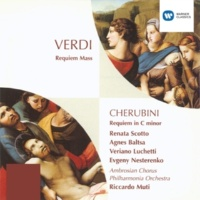 Ambrosian Chorus/Philharmonia Orchestra/Riccardo Muti Messa da Requiem (1995 Remastered Version), No. 2 - Dies irae: No. 4 - Sanctus