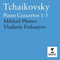 Mikhail Pletnev/Philharmonia Orchestra/Vladimir Fedoseyev Piano Concerto No. 1 in B flat minor Op. 23: III. Allegro con fuoco
