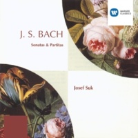 Josef Suk Sonata No.2 in A minor, BWV 1003 (1999 Remastered Version): Andante