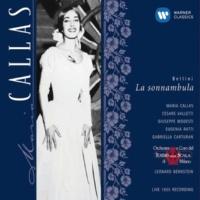 Cesare Valletti/Eugenia Ratti/Maria Callas/Coro del Teatro alla Scala, Milano/Orchestra del Teatro alla Scala, Milano/Leonard Bernstein La sonnambula (2002 Remastered Version), Act I, Scene 2: È menzogna (Elvino/Coro/Lisa/Amina)