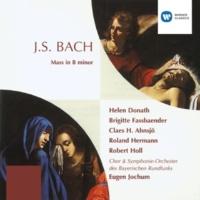 """Robert Holl/Symphonieorchester des Bayerischen Rundfunks/Eugen Jochum Mass in B Minor, BWV 232: II. Gloria, (h) Aria """"Quoniam tu solus sanctus"""" (Bass)"""
