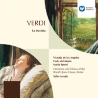 Tullio Serafin/Orchestra del Teatro dell'Opera, Roma/Victoria de los Angeles/Carlo del Monte La Traviata: E strano! E strano! (Violetta)