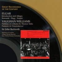 Sir John Barbirolli Serenade for Strings in E Minor, Op. 20: I. Allegro piacevole